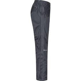 Marmot PreCip Eco Pantalones con cremallera completa Hombre, black
